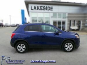 2013 Chevrolet Trax LT  - one owner - local - trade-in - non-smo