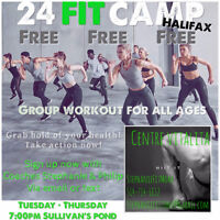 Business Opportunity 24 Fit Crew