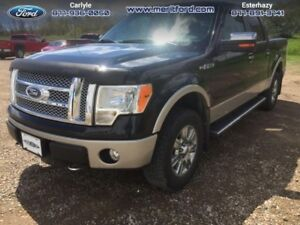 2010 Ford F-150 Lariat  - Leather Seats -  Bluetooth -  Heated S