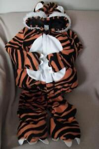 Toddlers size 3 Tigger costume