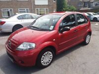 1.4 CITREON C3 2006 YEAR 71000 MILES HISTORY MOT 02/07/18 HPI CLEAR 3 MONTHS WARRANTY