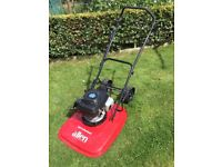 Allen 450 Professional (51cm/20in) Hover mower with Transport Wheel Kit