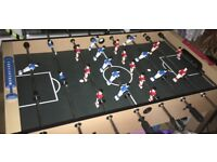 Table football table - in excellent condition