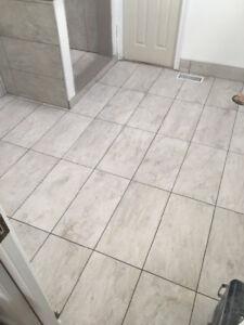 Flooring -- Hardwood Laminate Tile Carpet --