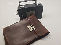 Cine Kodak Eight - Model 20 - 8mm Movie Camera - Original Case- Goog Working Order