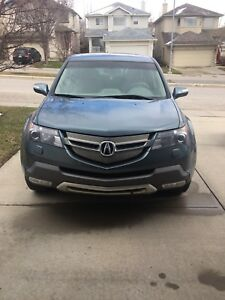 2007 Acura MDX, Tech Package 152000km low mileage.
