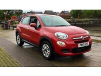 2017 Fiat 500X Multijet Pop Demonstrator Vehi Manual Diesel Hatchback