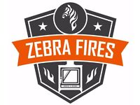 Zebra Chimney Sweep - No Nonsense - Includes CCTV, Smoke Test - Prices from £50