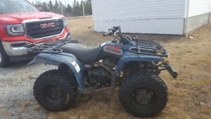 1995 Yamaha Big Bear 4x4 with papers