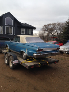 1966 Plymouth Valiant Signet Convertible For Sale/Trade