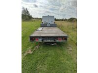 Ifor williams car and utility trailer for sale