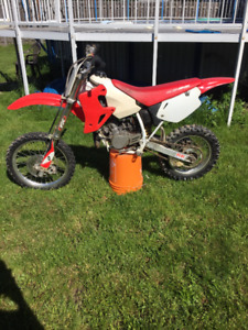 selling 2001 cr80