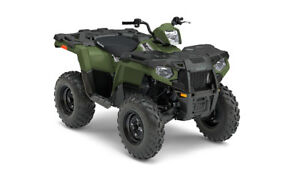 New 2017 Polaris Sportsman 570 - Factory Authorized Clearance