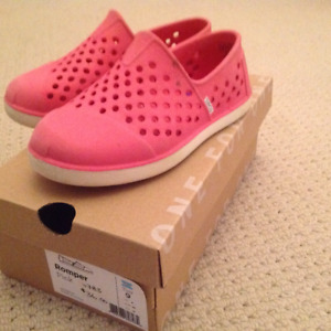Pink tiny Toms Rompers