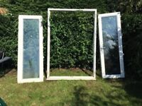 French Patio doors - used