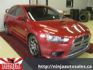2008 Mitsubishi LANCER EVOLUTION XMR AWD Nav DVD Ricarros Sunroo