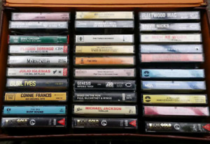 """30 cassettes """"old school """""""