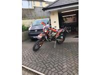 KTM EXC 200 - 125