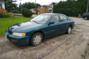 1995 Honda Accord - SOLD
