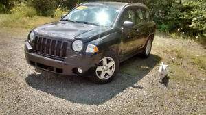 2010 Jeep Compass SUV, Crossover 5SPD GAS SAVER