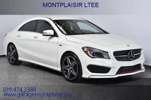 2015 MERCEDES CLA250 4MATIC