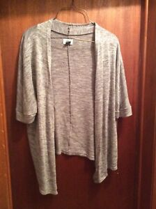 Grey cardigan from Old Navu