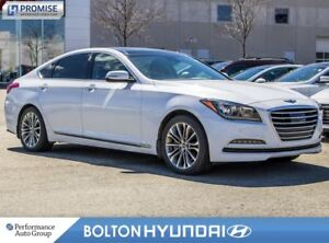 2015 Hyundai Genesis Technology Off Lease Leather PanoRoof Navi 