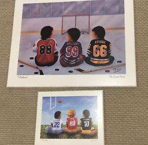 2 sports pictures (T. Richard)