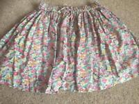 Girls clothing bundle age 5-6/6-7 includes next and m&s