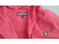 Lyle and Scott jacket for 10-11 year old (marked 12-13 but comes up small)