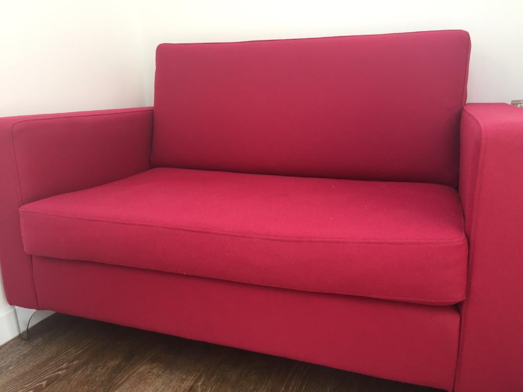 fuchsia pink sofa for sale | in northampton, northamptonshire