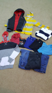 Bundle of youth boys clothes size 14-16