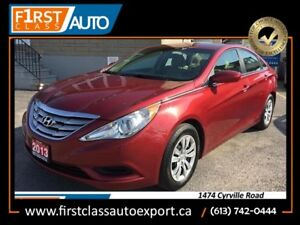2013 Hyundai Sonata - GOOD ON GAS! VERY RELIABLE!!!