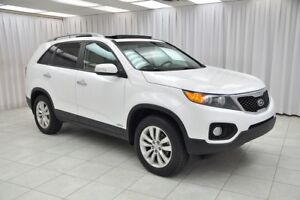 2011 Kia Sorento EX V6 AWD SUV w/ BACKUP CAM, HEATED LEATHER SEA