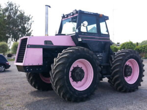 Case 2670 4x4 Tractor