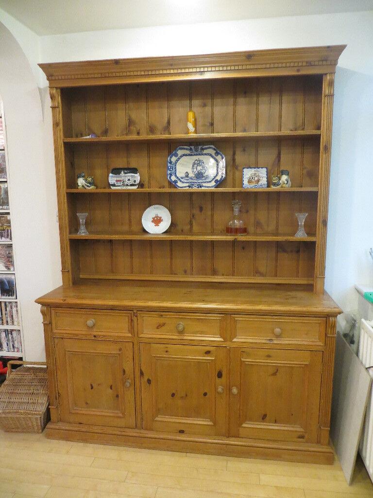 Splendid pine welsh dresser