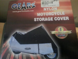 Motorcycle tarp cover
