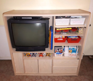 Large Entertainment centre