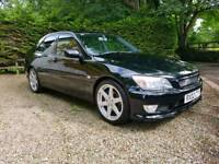 Lexus IS200 Sport ( Full MOT FSH TTE Kitted Aero Wheels # Sierra Leon golf bora rwd