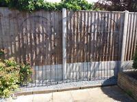 Metal Passage Gates - 3 available