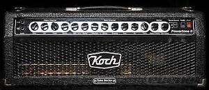 Koch PowerTone 2 Higain 3 channel 120 watts RMS