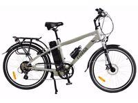 FreeGo Hawk Electric Bike Bicycle - Unused