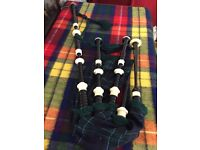 Peter hendersons bagpipes