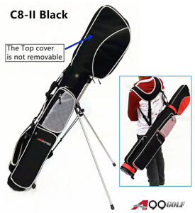 A99 New C8-II Golf Practice Range/sunday/ stand/pencil/carry Bag