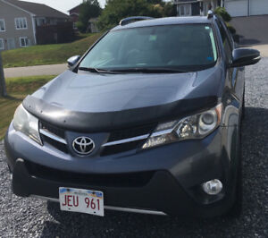 2013 Toyota RAV4 Limited SUV, Crossover