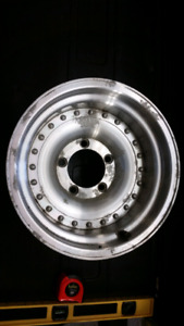 "WTB: 15x8.5/ 8  5 on 5.5"" alum outlaw centerline style wheel/rim"