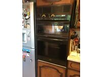 REDUCED Creda Canterbury double eclectic oven