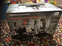 Thrustmaster Hotas Warthog Joystick & Throttle