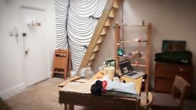 Amazing double room in Warehouse