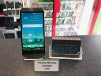HTC One M8 16GB Unlocked Grey